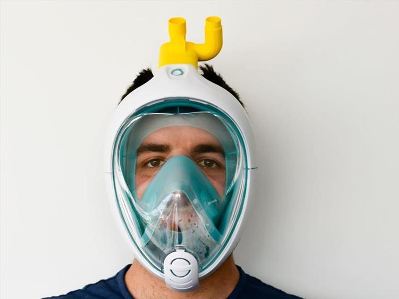 maschera sub per coronavirus
